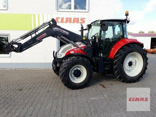 Steyr 4115 Multi Baujahr 2014 Allrad