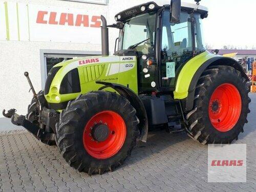 Claas Traktor Claas Arion 640 Cebis Baujahr 2010 Allrad