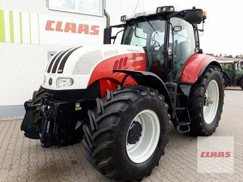 Steyr Cvt 6225 Año de fabricación 2009 Accionamiento 4 ruedas