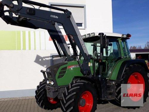Fendt 312 Vario TMS Front Loader Year of Build 2014