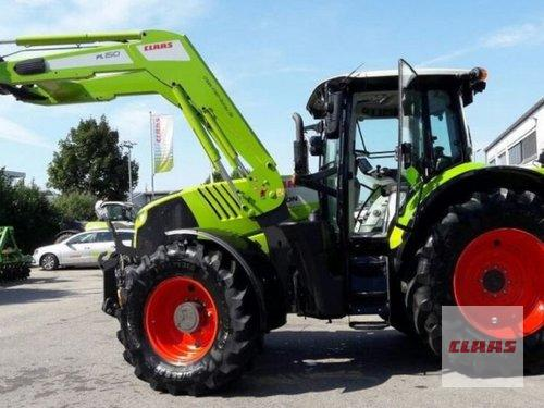 Claas Arion 650 Cmatic Chargeur frontal Année de construction 2016