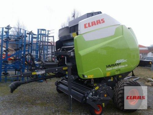 Claas 485 RC PRO VARIANT
