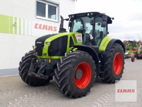 Claas AXION 930 STAGE IV CEBIS CLAAS