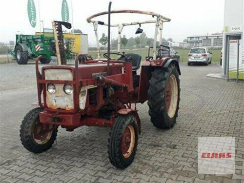 Case IH 423 Ihc Traktor Frontlaster Årsmodell 1972