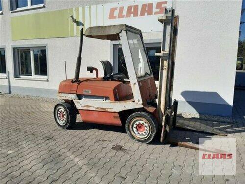 Linde H 40 D Year of Build 1982 Aurach