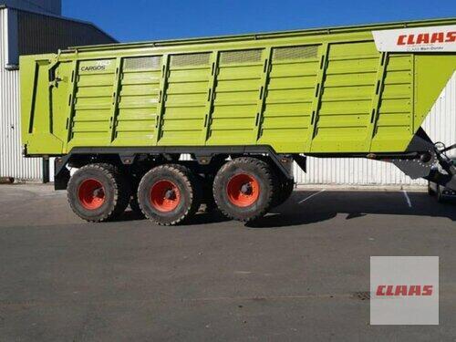 Anhänger Claas - CARGOS 760 TREND TRIDEM