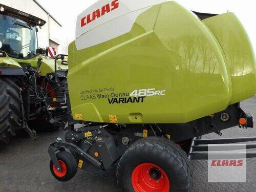 Claas Variant 485 RC Pro Rok produkcji 2020 Aurach