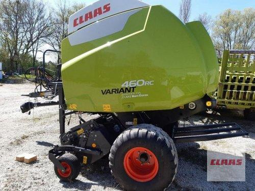 Claas VARIANT 460 RC TREND