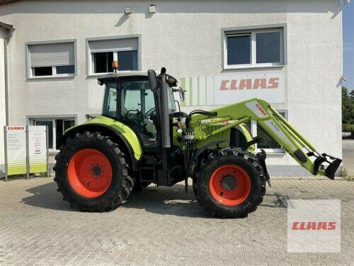 Claas Arion 640 Cebis Frontlader Baujahr 2012