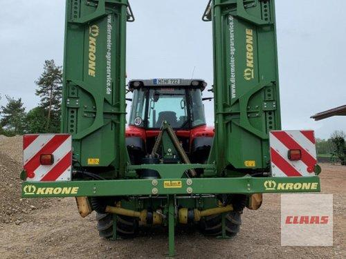 Krone Easy Cut 9140 Cv Collect Schmetterlingskombination Baujahr 2011 Allershausen