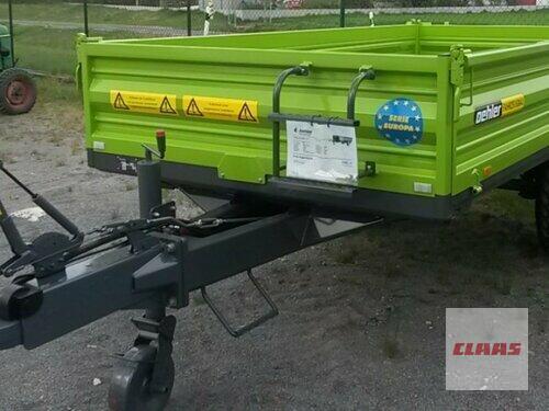 Oehler Einachs-Dreiseiten-Kipper EDK 60 S