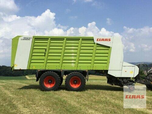 Claas Cargos 9500 Mit Dosierwalzen anno di costruzione 2014 Wassertrüdingen