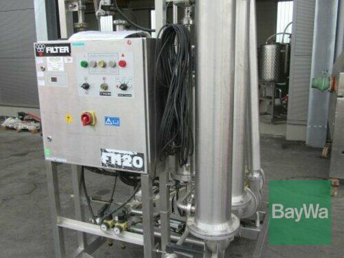 Bucher Cross-Flow-Filter Fm 20 Baujahr 1997 Volkach