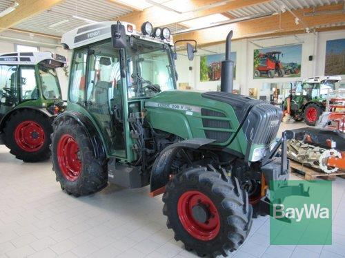 Fendt 208 Vf Year of Build 2010 4WD