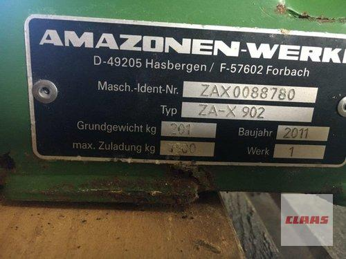 Amazone ZA-X Perfect 902 Año de fabricación 2011 Herbolzheim