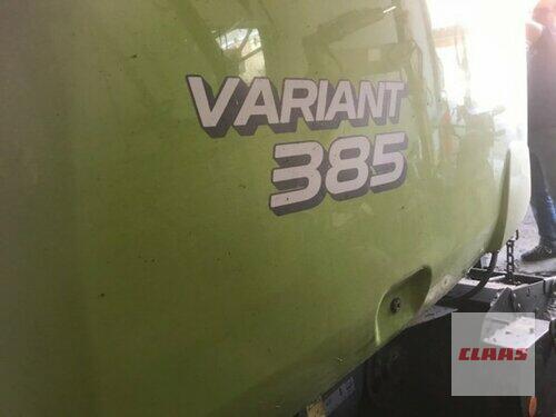Claas Variant 385