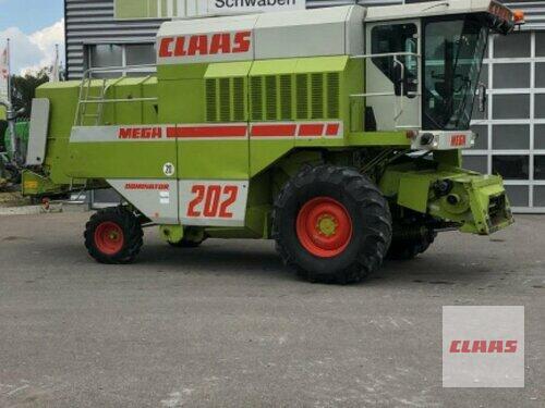Claas Dominator 202 Mega