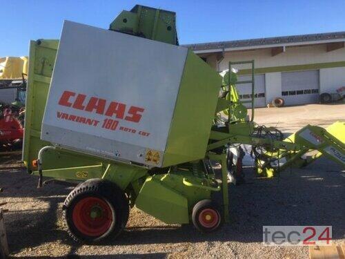 Claas Variant 180 RC Baujahr 1997 Tuningen