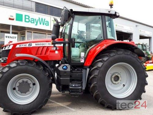 Massey Ferguson 6716S DYNA-VT EXCLUSIVE
