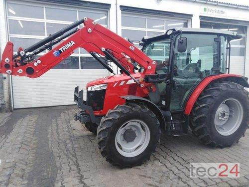 Traktor Massey Ferguson - 4707 ESS. ALLRAD KABINE