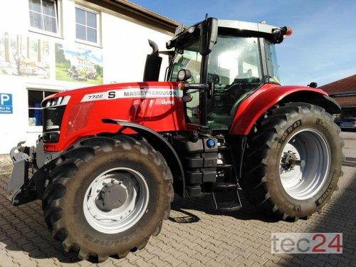 Massey Ferguson 7722S DYNA-VT EXCLUSIVE