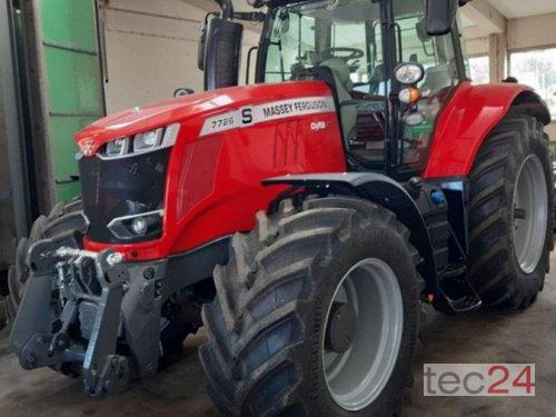 Massey Ferguson MF 7726S Dyna-VT Exclusive Year of Build 2019 4WD