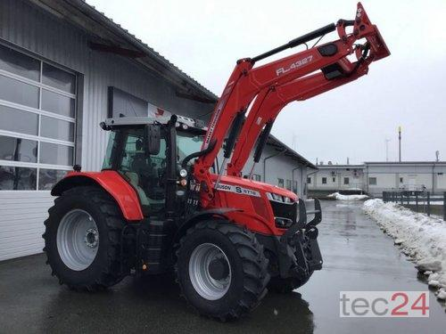 Massey Ferguson 6718s Dyna-Vt Exclusive Front Loader Year of Build 2019