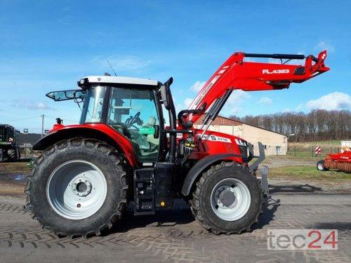 Massey Ferguson 6718 S Dyna-Vt Exclusive Front Loader Year of Build 2019