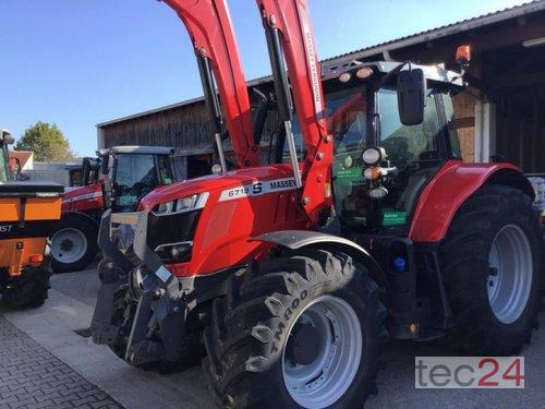 Massey Ferguson 6718s Dyna-6 Exclusive Year of Build 2019 4WD