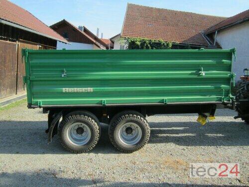 Gemeinsame Gebrauchte Reisch Kipper Transporttechnik &WF_01