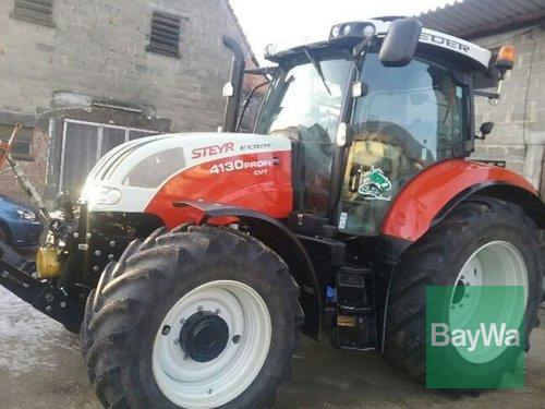 Steyr Cvt 4130 Profi Year of Build 2014 4WD