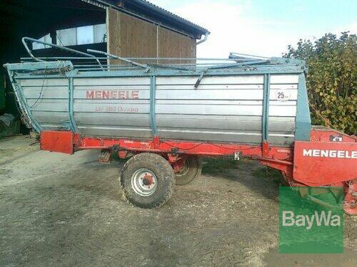 Mengele Lw 285 Quadro Baujahr 1987 Erbach