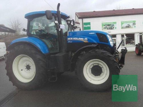 New Holland T 7.210 Baujahr 2012 Allrad