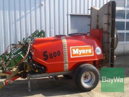 Wanner-Myers S 800 Année de construction 1997 Erbach