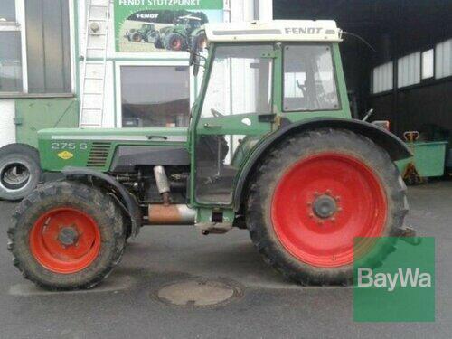 Fendt Farmer 275 SA Byggeår 1989 A/C