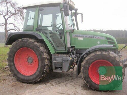 Fendt Farmer 309 CI Baujahr 2004 Allrad
