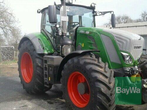 Fendt 828 Vario Год выпуска 2017 Привод на 4 колеса