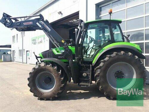 Deutz-Fahr Agrotron 6160 caricatore anteriore anno di costruzione 2016