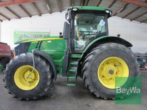 John Deere 7280R Año de fabricación 2011 Accionamiento 4 ruedas