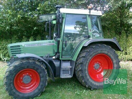 Fendt Farmer 309 C Rok výroby 1998 Pohon ctyr kol