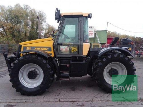 JCB Fastrac 2135  4ws Year of Build 1998 4WD