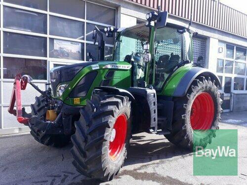 Traktor Fendt - 516 S4 Profi
