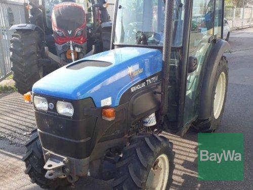 Schmalspurtraktor New Holland - TN 75 V