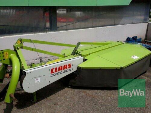 Claas Corto 210 N Рік виробництва 2010 Erbach