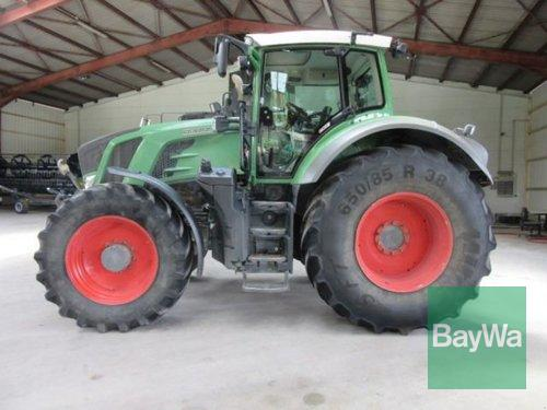 Fendt 826 Vario S4 Profi Year of Build 2015 Erbach