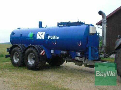 BSA Pumptankwagen Profiline 20.000 L Έτος κατασκευής 2015 Erbach