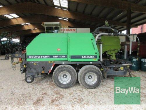 Deutz-Fahr Mp 130 Balepack