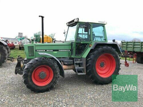 Fendt Farmer 311 LSA Year of Build 1991 4WD