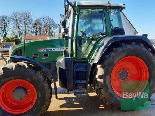 Fendt 820 Vario TMS Year of Build 2007 4WD