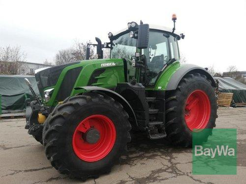 Fendt 828 Vario Profi Plus Year of Build 2018 4WD